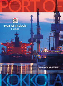 Port of Kokkola e-book
